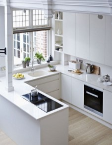 Magnificient Kitchen Design Ideas For A Small Space To Try21