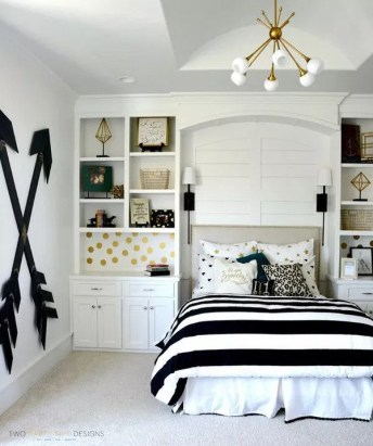 Outstanding Bedroom Design Ideas For Teenager To Have Soon08
