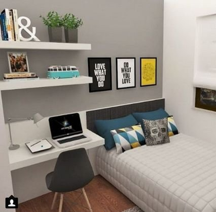 Outstanding Bedroom Design Ideas For Teenager To Have Soon22