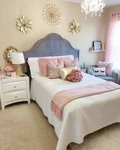 Outstanding Bedroom Design Ideas For Teenager To Have Soon31
