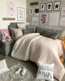 Outstanding Bedroom Design Ideas For Teenager To Have Soon32