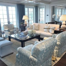 Pretty Coastal Living Room Decor Ideas That Looks Awesome10