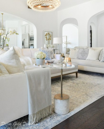 Pretty Coastal Living Room Decor Ideas That Looks Awesome19
