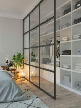 Pretty Wardrobe Design Ideas That Can Try In Your Home06