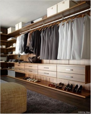 Pretty Wardrobe Design Ideas That Can Try In Your Home09