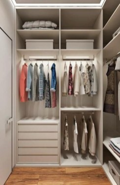 Pretty Wardrobe Design Ideas That Can Try In Your Home15