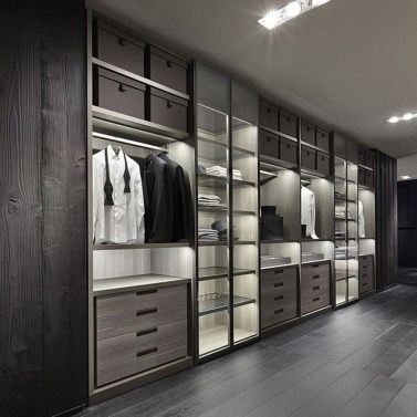 Pretty Wardrobe Design Ideas That Can Try In Your Home16