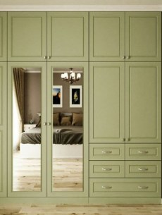 Pretty Wardrobe Design Ideas That Can Try In Your Home19