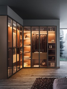 Pretty Wardrobe Design Ideas That Can Try In Your Home27