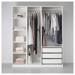 Pretty Wardrobe Design Ideas That Can Try In Your Home31