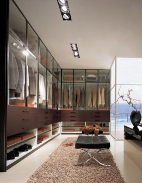 Pretty Wardrobe Design Ideas That Can Try In Your Home35
