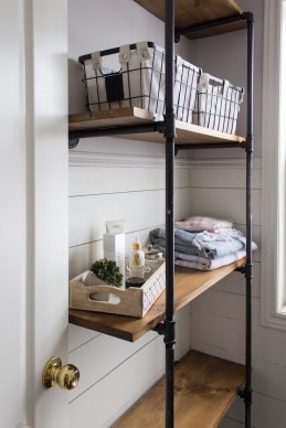 Stunning Diy Pipe Shelves Design Ideas That Looks Awesome27