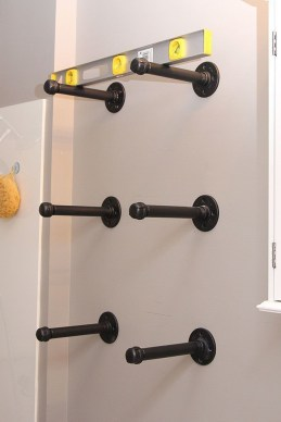 Stunning Diy Pipe Shelves Design Ideas That Looks Awesome29