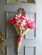 Stylish Easter Flower Arrangement Ideas That You Will Love23