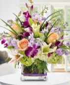 Stylish Easter Flower Arrangement Ideas That You Will Love39