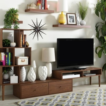 Unordinary Entertainment Centers Design Ideas You Must Try In Your Home01