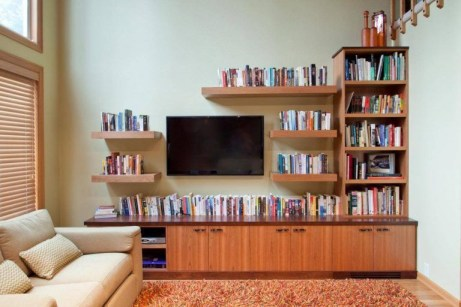 Unordinary Entertainment Centers Design Ideas You Must Try In Your Home17