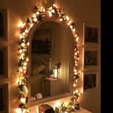 Wonderful String Lights Ideas For Valentine Days That Will Amaze You09