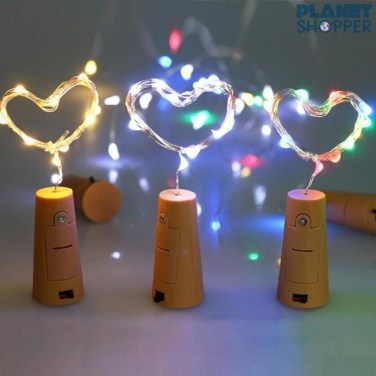Wonderful String Lights Ideas For Valentine Days That Will Amaze You22