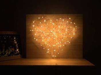 Wonderful String Lights Ideas For Valentine Days That Will Amaze You32