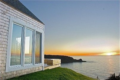 Amazing Beach Front House Design Ideas With Infinity Atlantic Ocean Views30