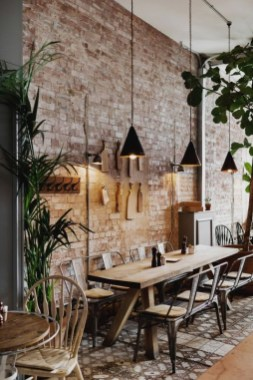 Brilliant Restaurant Design Ideas That Will Make Your Customers Cozy33