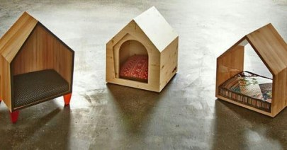 Captivating Plywood Dog House Design Ideas With Fishbone To Insoire You27