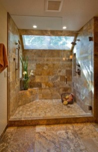 Casual Master Bathrooms Design Ideas That Connected To Nature31