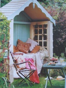 Classy Reading Nooks Design Ideas For Outdoors To Try Asap23
