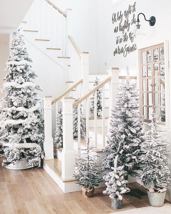 Delicate Multiple Winter Tree Design Ideas To Try Asap25