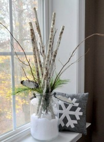 Delightful Winter Decoration Ideas With Items That You Must Have At Home03