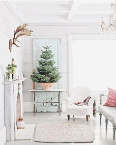 Delightful Winter Decoration Ideas With Items That You Must Have At Home19