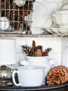 Delightful Winter Decoration Ideas With Items That You Must Have At Home23