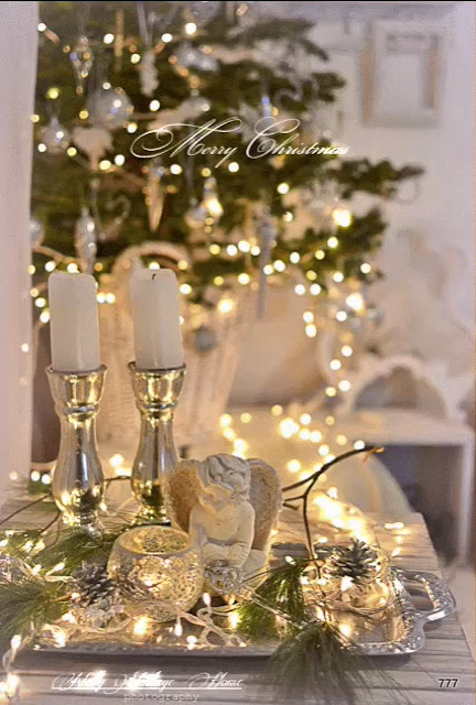 Delightful Winter Decoration Ideas With Items That You Must Have At Home34