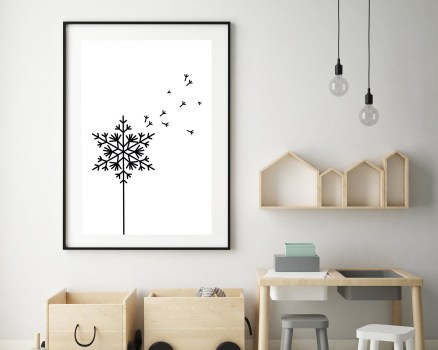 Enchanting Diy Winter Wall Art Ideas To Try Asap06