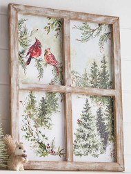 Enchanting Diy Winter Wall Art Ideas To Try Asap11
