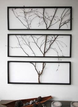 Enchanting Diy Winter Wall Art Ideas To Try Asap14