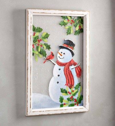 Enchanting Diy Winter Wall Art Ideas To Try Asap23