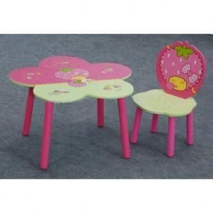 Excellent Chair And Table Design Ideas With Flower Shapes To Try Asap17