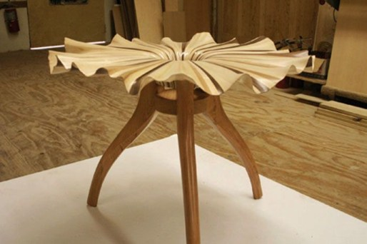 Excellent Chair And Table Design Ideas With Flower Shapes To Try Asap29