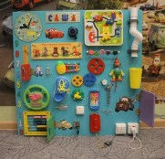 Exciting Diy Busy Boards Ideas For Toddler Learning That You Need To Try15