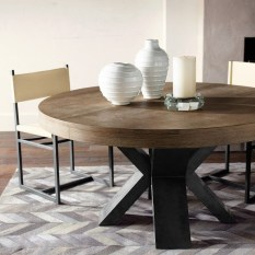 Fancy Round Dining Table Design Ideas That Looks So Awesome08