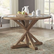 Fancy Round Dining Table Design Ideas That Looks So Awesome20