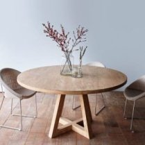Fancy Round Dining Table Design Ideas That Looks So Awesome21
