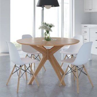 Fancy Round Dining Table Design Ideas That Looks So Awesome31