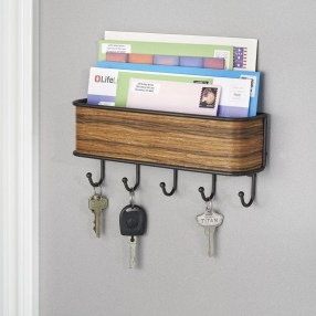 Fantastic Wall Key Holders Design Ideas That Looks So Amazing14