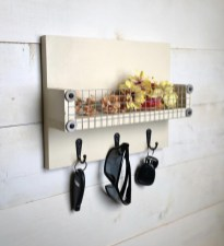 Fantastic Wall Key Holders Design Ideas That Looks So Amazing25