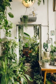 Lovely Indoor Jungle Decor Ideas To Try Asap02