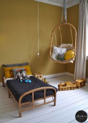 Luxury Indoor Swing Design Ideas For Kids Space To Have Right Now29