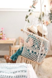 Luxury Indoor Swing Design Ideas For Kids Space To Have Right Now37
